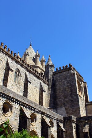 Cathedral, Evora, Portugal photo