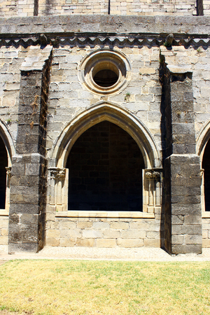 Cathedral, Evora, Portugal photo