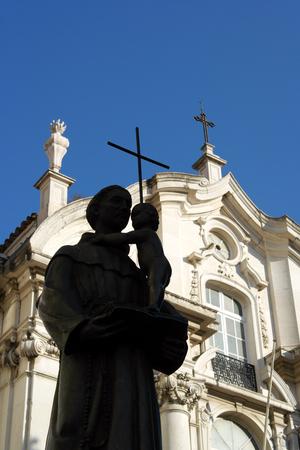 Saint Anthony statue, Lisbon, Portugal