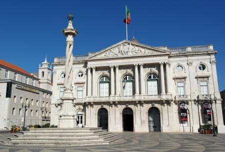 City Hall, Lisbon, Portugal