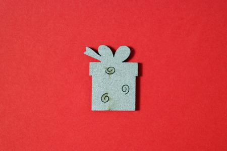 Gift background photo