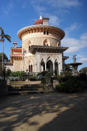 sintra: Palace of Monserrate, Sintra, Portugal