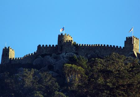 sintra: Castle of Sintra, Sintra, Portugal