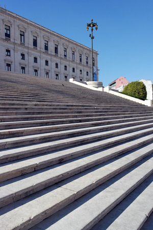 Portuguese National Assembly, Lisbon, Portugal photo
