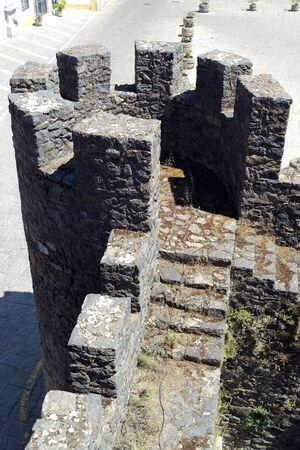 Keep tower, Beja, Portugal
