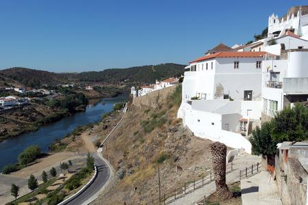 region of algarve: Mertola, Alentejo, Portugal