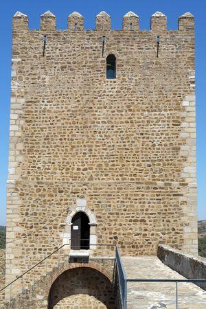 donjon: Castle, Mertola, Portugal