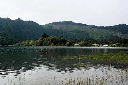 Lagoa das Sete Cidades, Sao Miguel, Portugal
