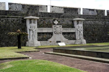 Fort, Ponta Delgada, Portugal