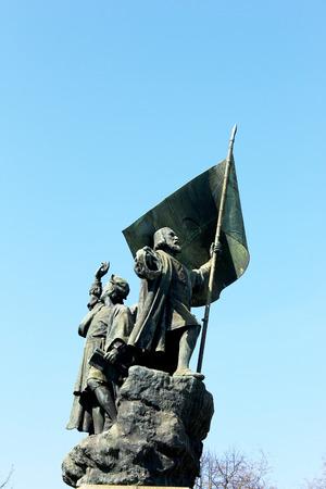 Pedro Alvares Cabral statue, Lisbon, Portugal