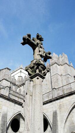 Porto cathedral, Porto, Portugal