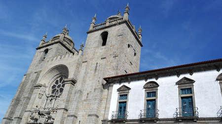 porto: Porto cathedral, Porto, Portugal