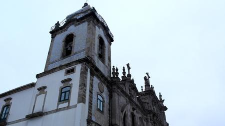 carmo: Carmo church, Porto, Portugal