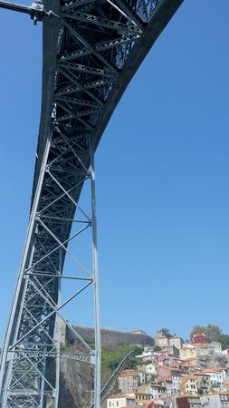 dom: Dom Luiz bridge, Porto, Portugal