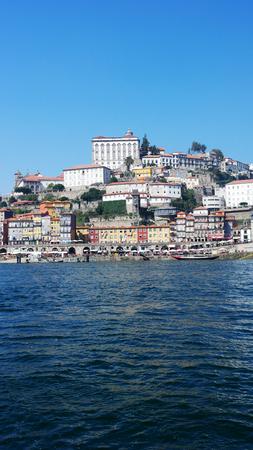 douro: Douro river, Porto, Portugal Editorial