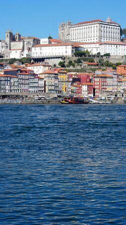 Douro river, Porto, Portugal Editorial
