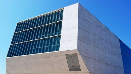 da: Casa da Música, Porto, Portugal Editorial