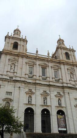 mannerism: Sao Vicente de Fora Monastery, Lisbon, Portugal