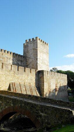 george: Saint George Castle, Lisbon, Portugal