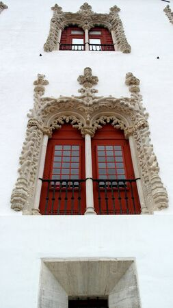 sintra: National Sintra Palace, Sintra, Portugal