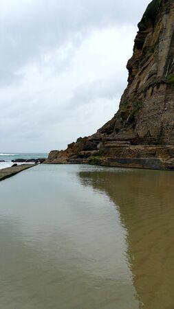 watermills: Azenhas do Mar beach, Portugal