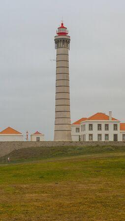 Lighthouse near Porto, Portugal