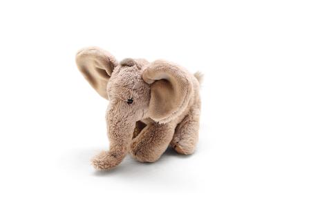 stuffed: stuffed elephant