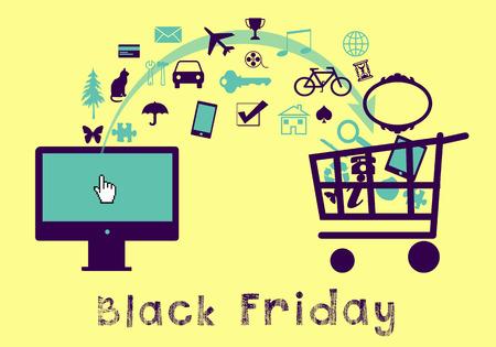 black friday: Black Friday Online shopping