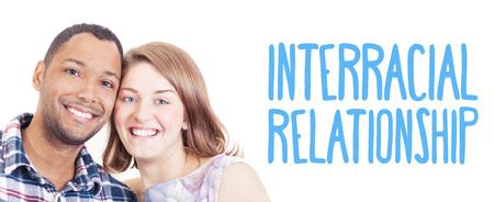 interracial love: In Love Interracial couple quote