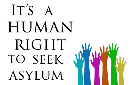 Europe Refugee Crisis Standard-Bild