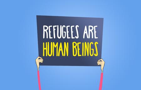 european integration: Europe Refugee Crisis Stock Photo