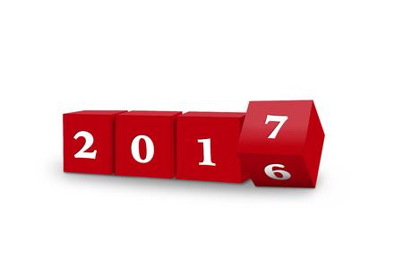 2017 New Year Display