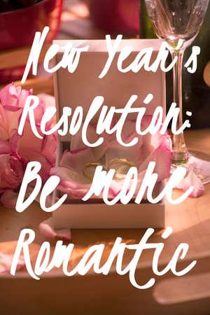 new years resolution: New Years Resolution