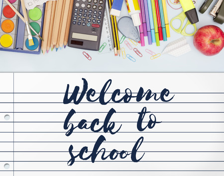 hi back: School Supplies