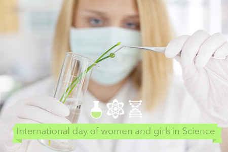 11th: International day of women and girls in science, February 11th