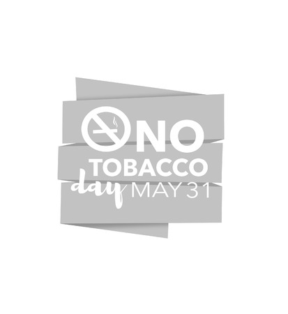 31st: No tobacco day, may 31st
