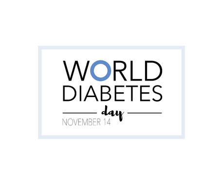 14th: World diabetes day, november 14th