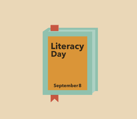 raising cans: Literacy day