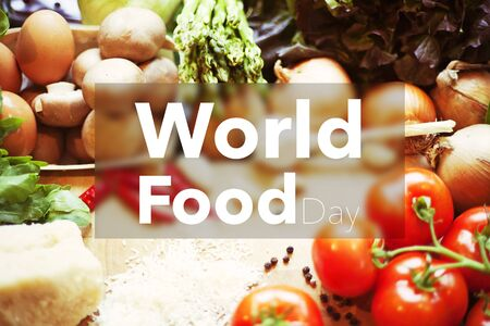 international food: International Food Day