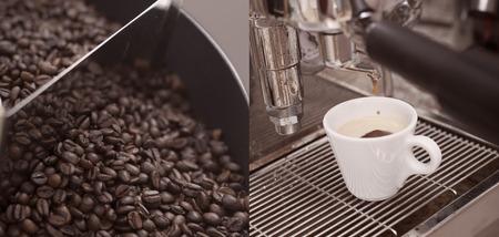 coffea: coffee process