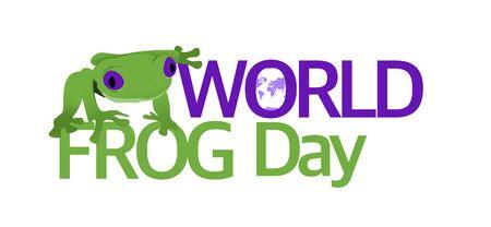 paddock: World Frog Day