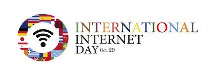international internet: International internet day, October 29