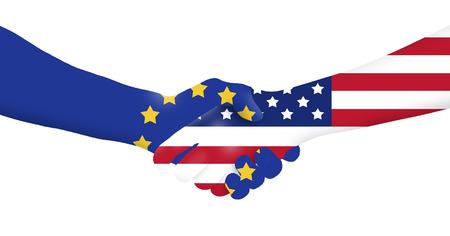 International business - Europe - USA