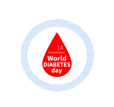 World diabetes day, november 14th