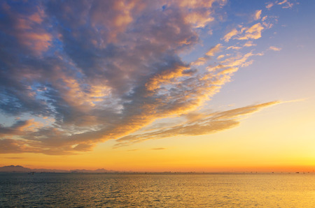 Spectacular sky 写真素材