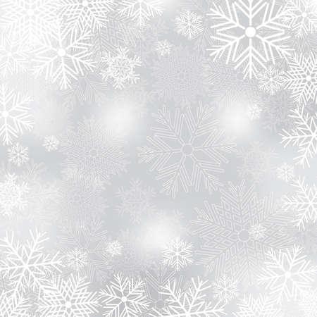 抽象的なクリスマス背景ベクトル イラスト