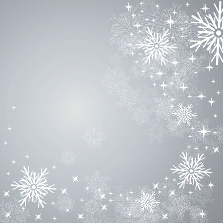 abstract Christmas background vector illustration Stock Vector - 9059672