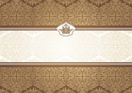 invitation frame: abstract invitation frame vector illustration