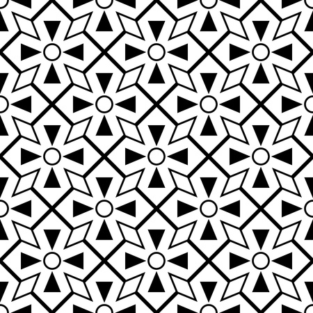 abstract seamless ornament pattern Stock Vector - 15357901