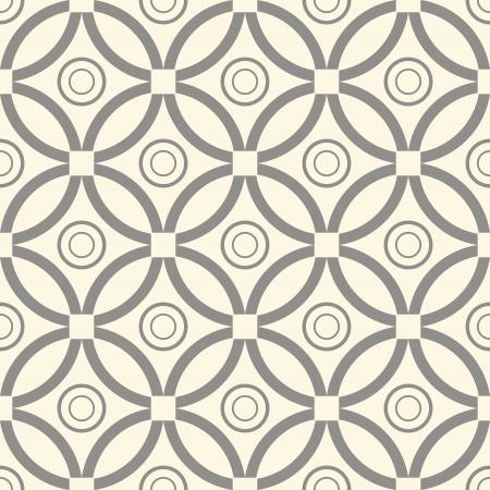 抽象的なシームレスな装飾パターン